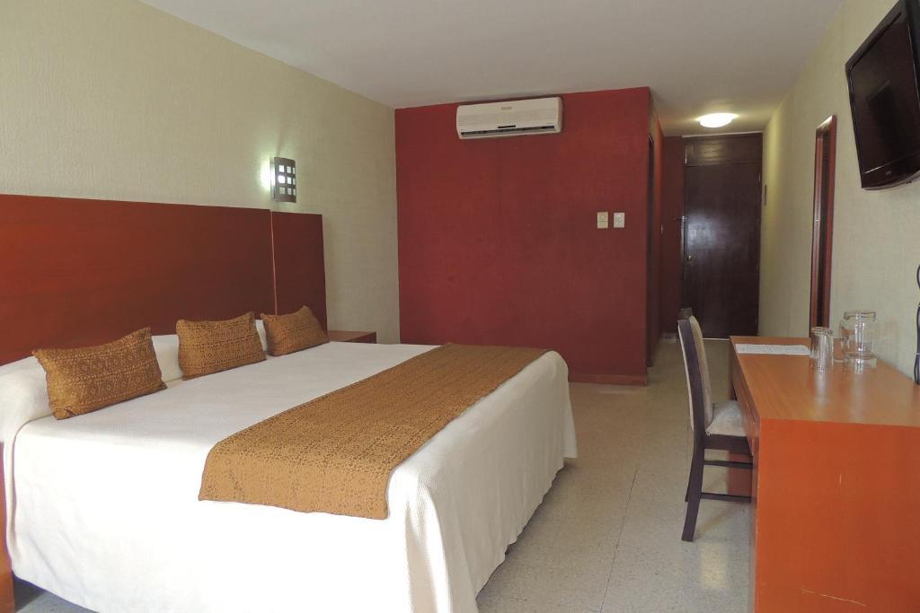Отель Hotel Central, Веракрус