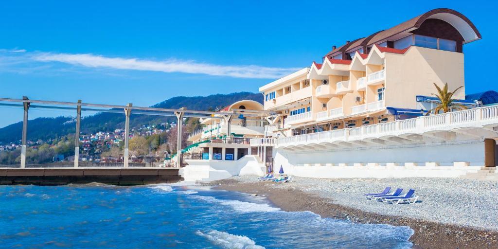 Отель Сон у моря, Сочи
