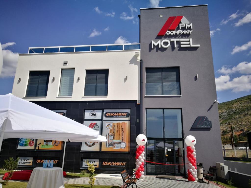 Motel PM Company, Мостар, Босния и Герцеговина