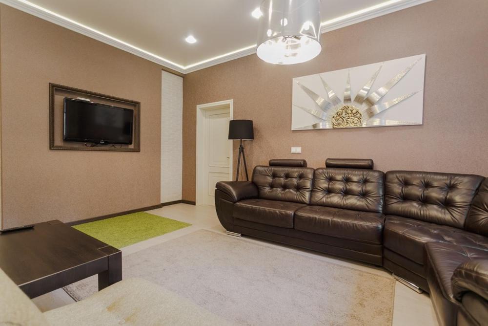 Swedish apartment at Romanovskaia 22, Минск, Беларусь
