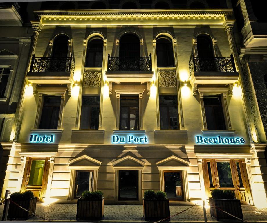 Отель Du Port, Баку, Азербайджан
