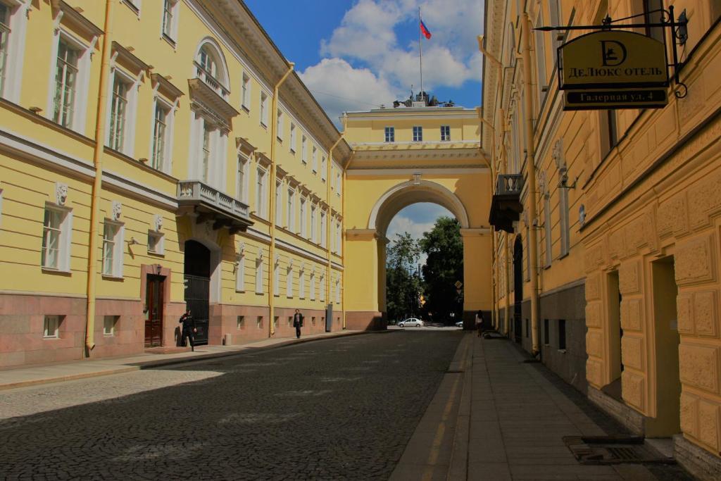Гостевой дом Делюкс, Санкт-Петербург