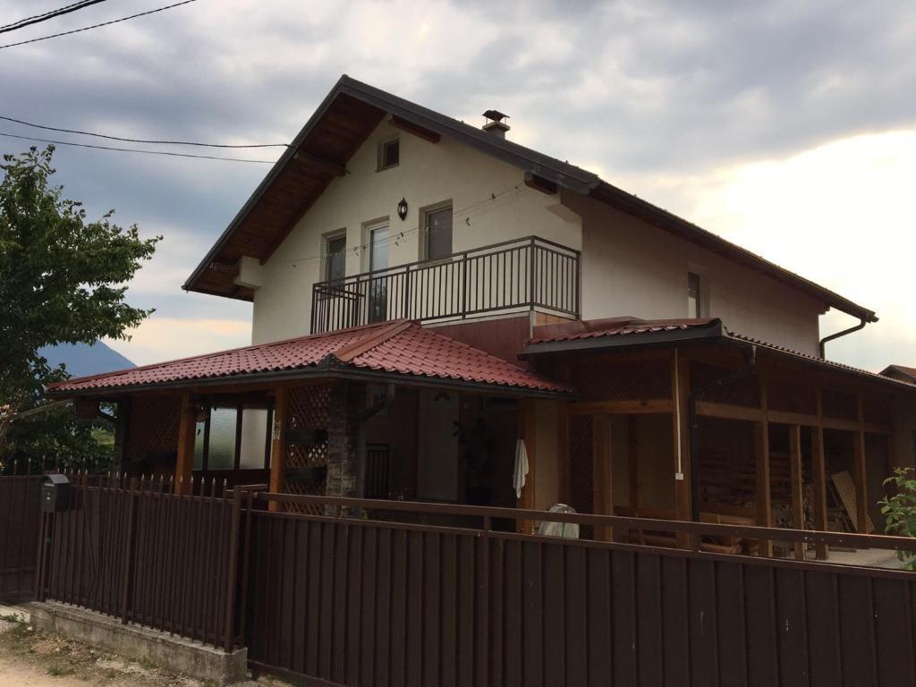 saif house, Доглоди, Босния и Герцеговина