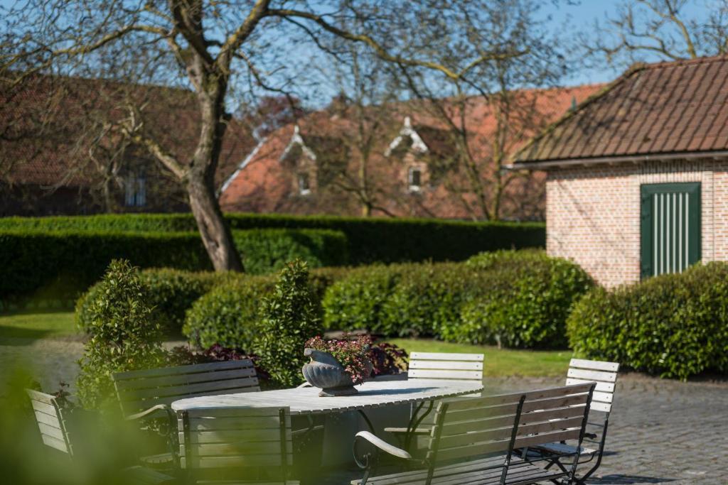 Hotel Boskapelhoeve, Мехелен, Бельгия