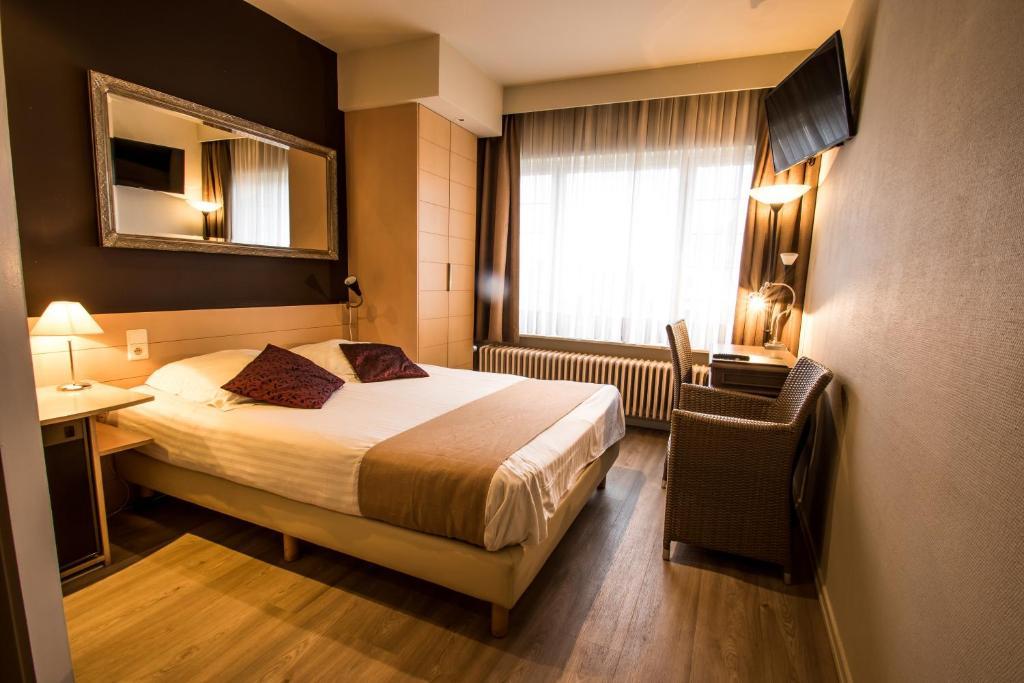 Pauls Hotel, Кнокке-Хейст, Бельгия