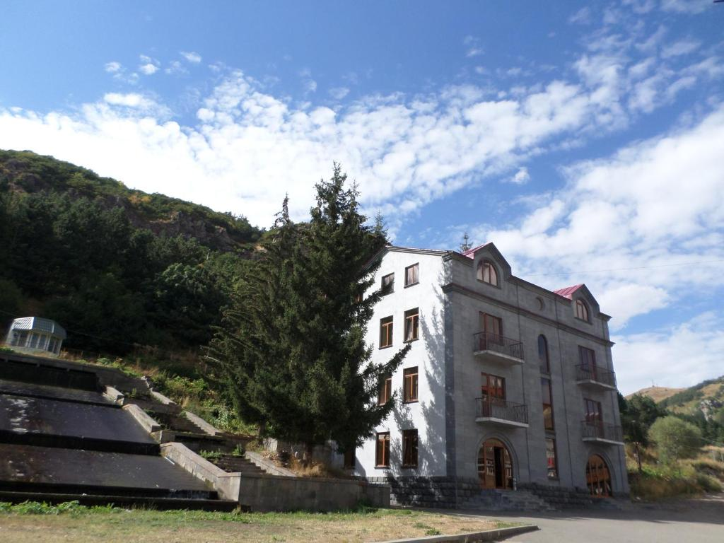 Апарт-отель Jermuk Villa Imperial