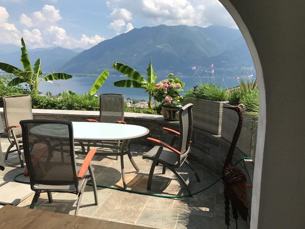 Villa Monteverde, Локарно, Швейцария