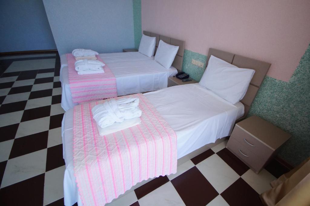 Отель Muse