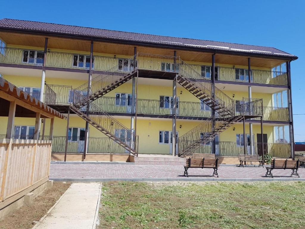 Гостиница Арагва