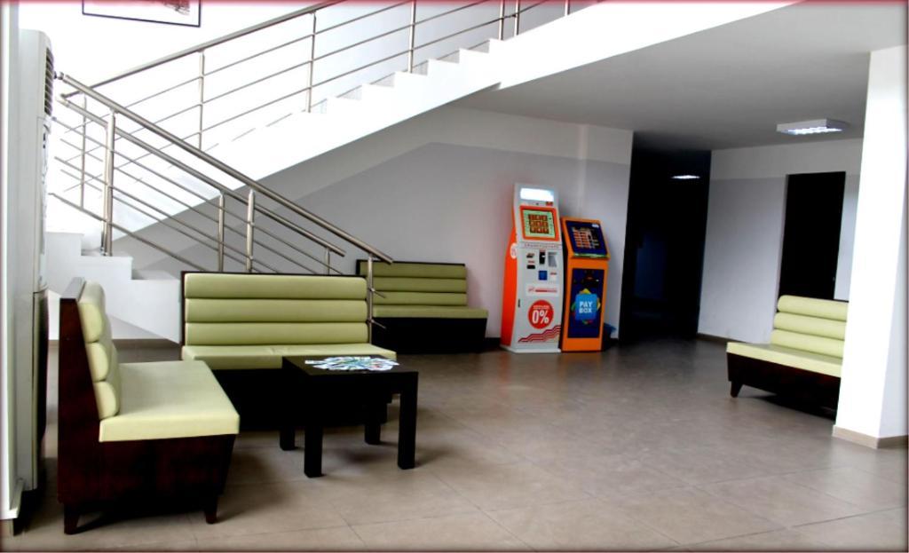 Апартаменты Orbi Plaza-Mzia