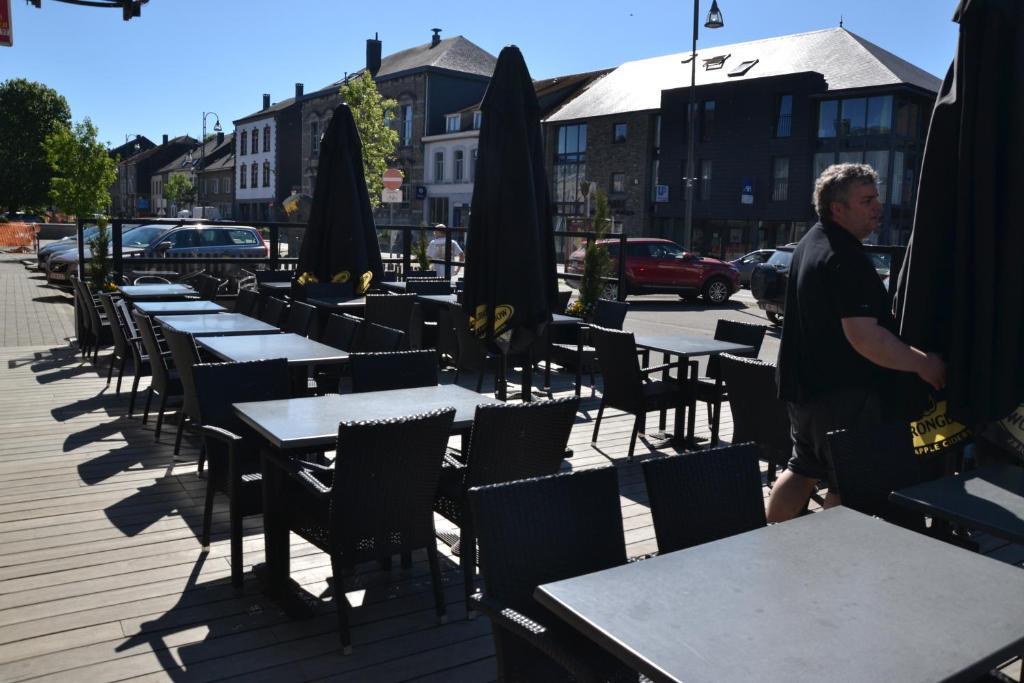 Auberge Le Temps des Saveurs, Сент-Юбер, Бельгия