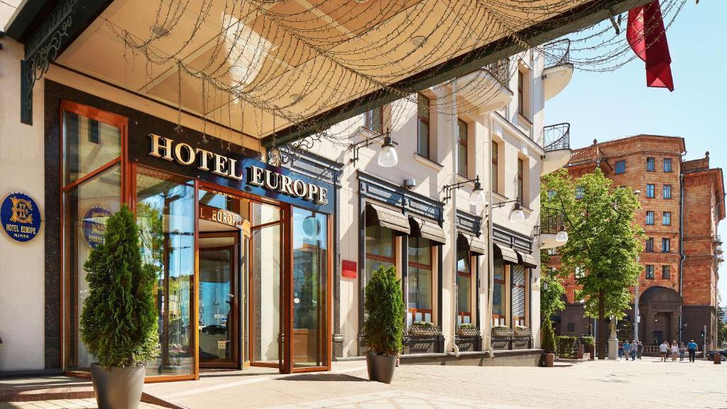 Отель Europe, Минск, Беларусь