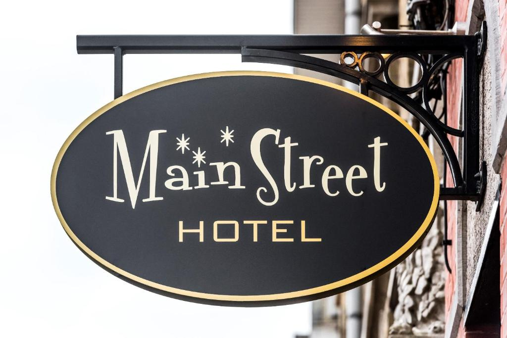 Main Street Hotel, Ипр, Бельгия