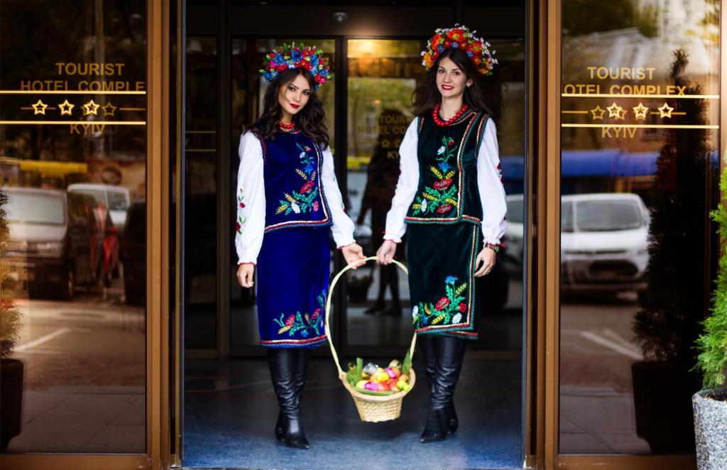 Гостиничный комплекс Турист, Киев, Украина