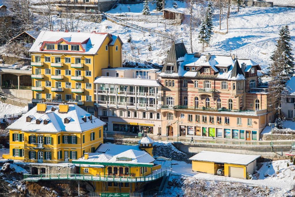 Haus Lothringen by AlpenTravel, Бад-Гастайн, Австрия