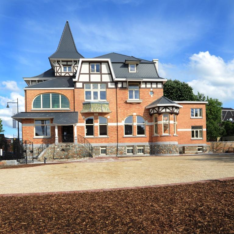 Charmehotel Villa Saporis, Хасселт, Бельгия