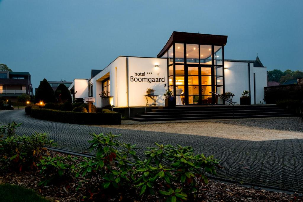 Hotel Boomgaard, Ланакен, Бельгия
