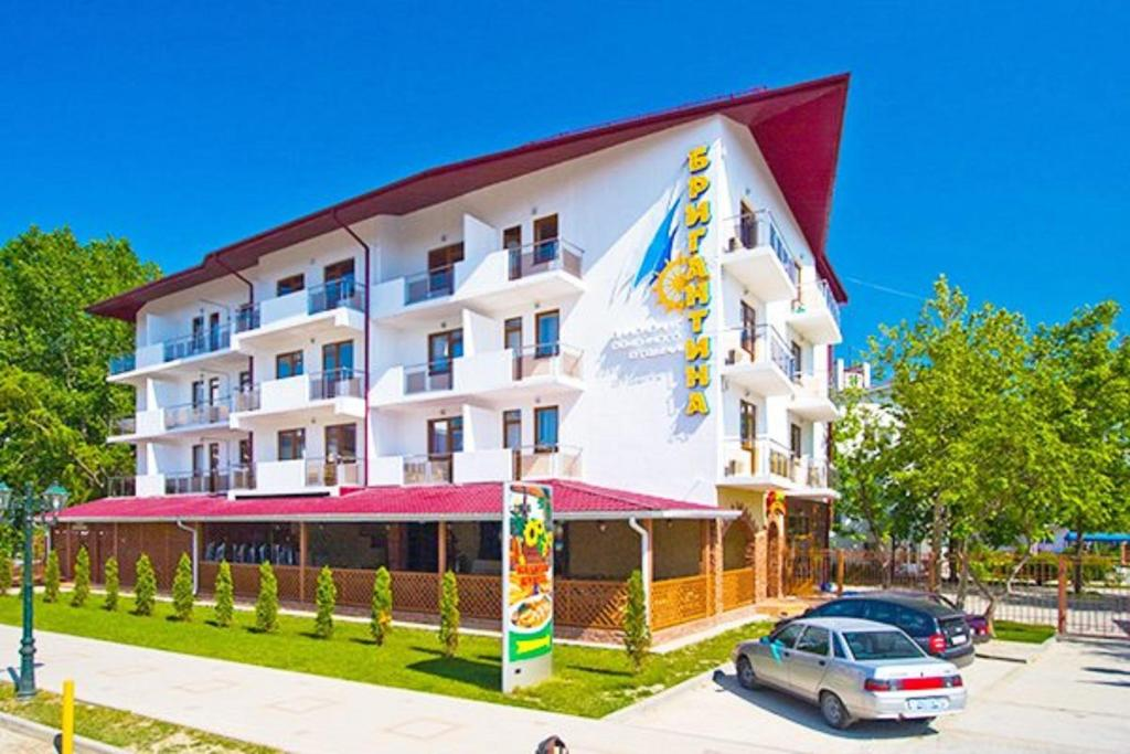 Отель Бригантина, Витязево