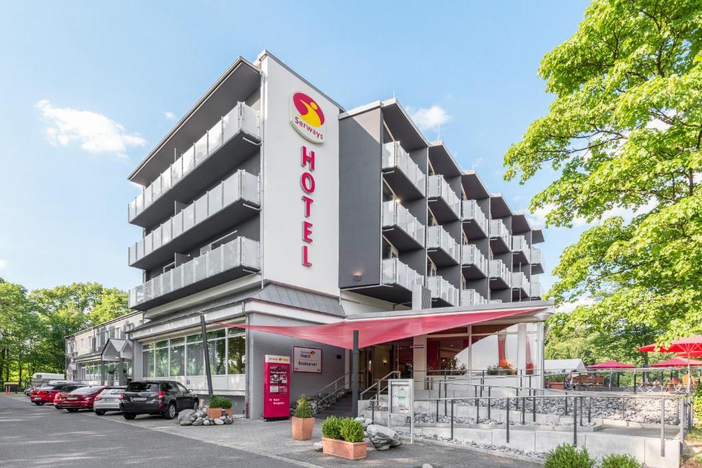 Serways hotel remscheid 3 for Remscheid hotel