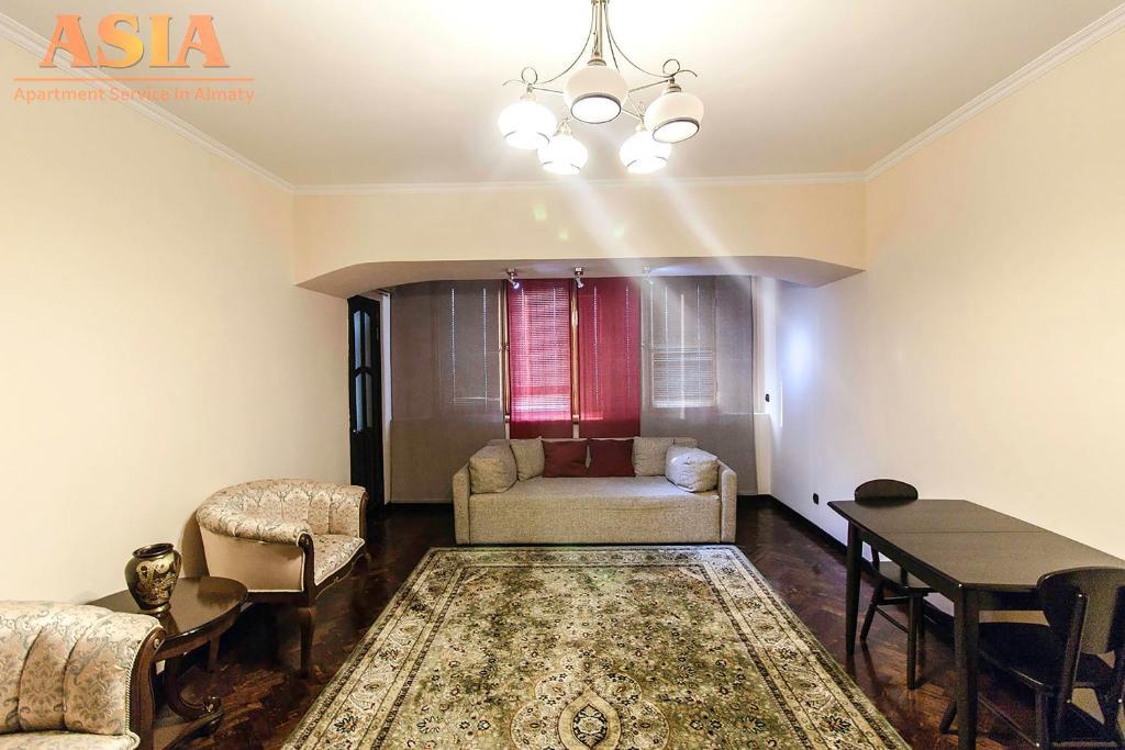 Апартаменты на Достык 36, Алматы, Казахстан