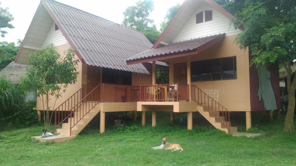 Хостел PaiZen River Jam Hostel & Campground, Пай