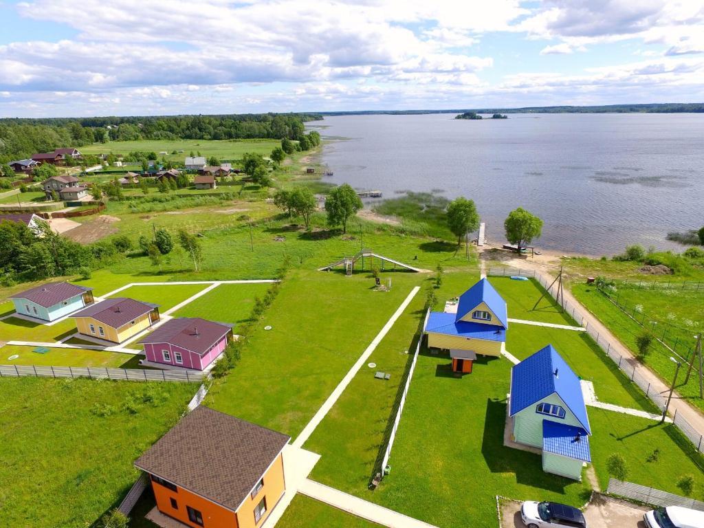 База отдыха Озеро Врево, Луга