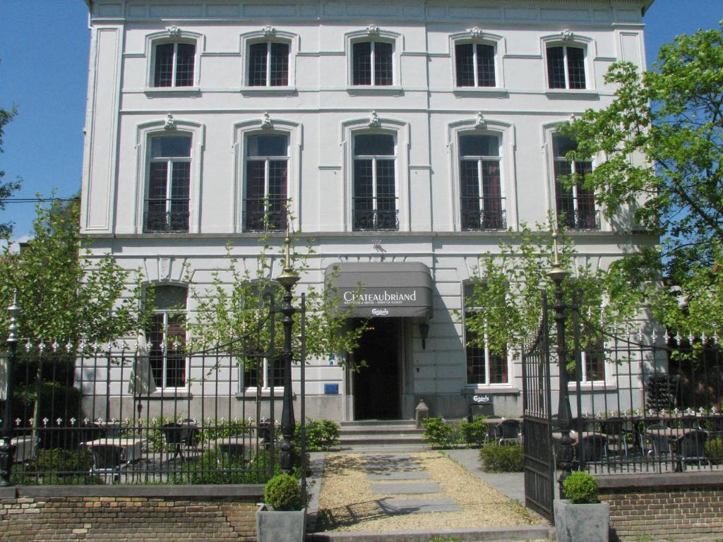 Hotel Chateaubriand, Гент, Бельгия