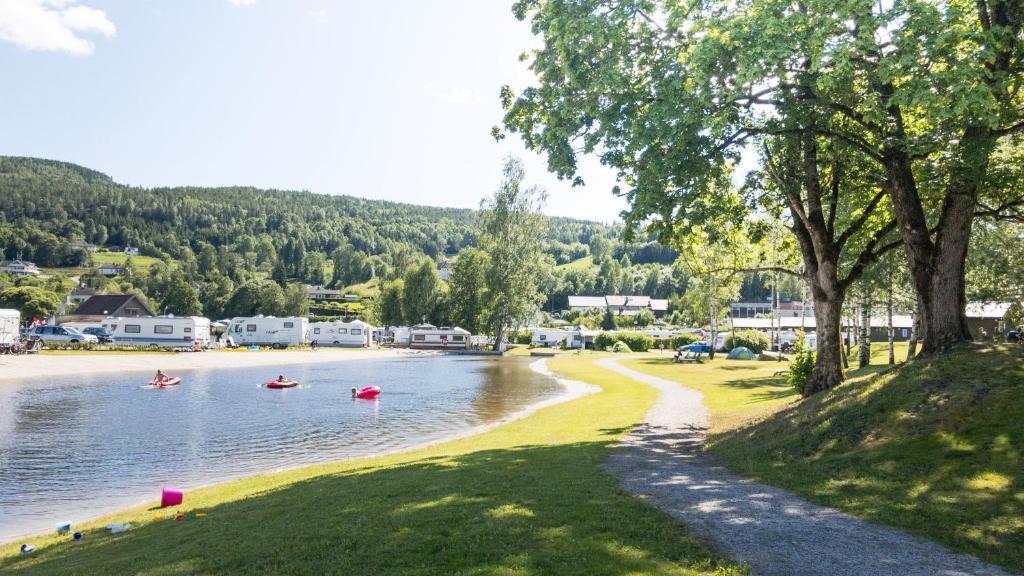 Beverøya Camping, Бё, Норвегия