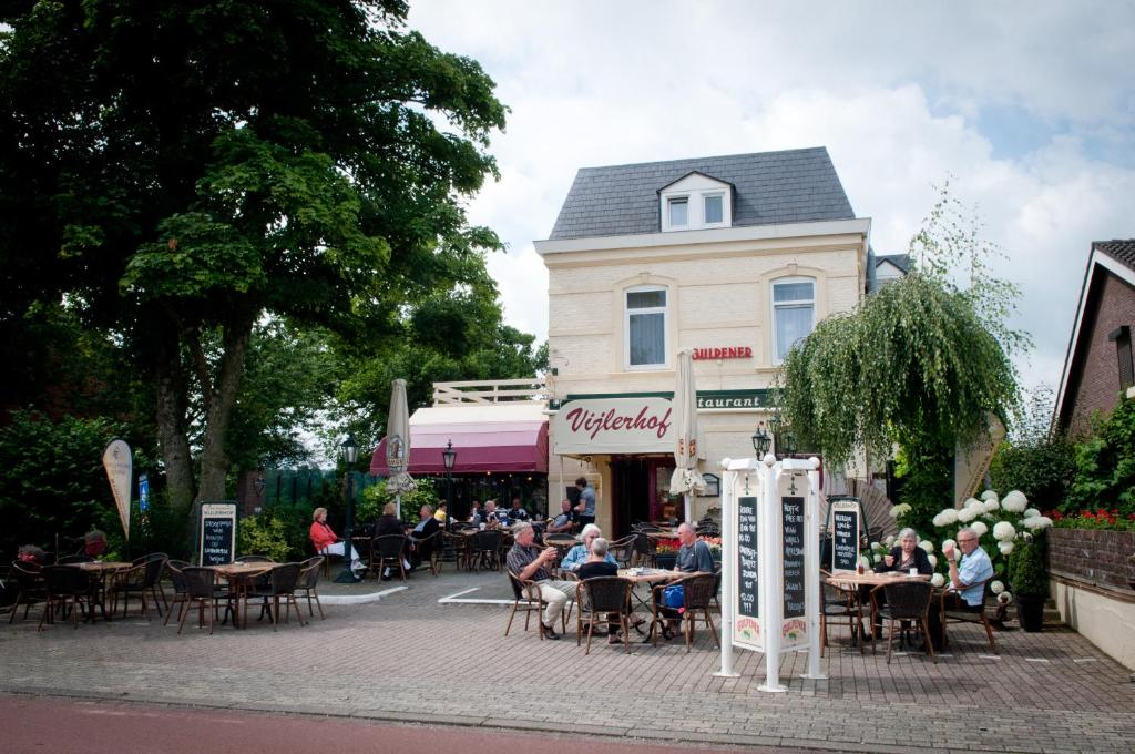 Hotel Restaurant Vijlerhof, Маастрихт, Нидерланды