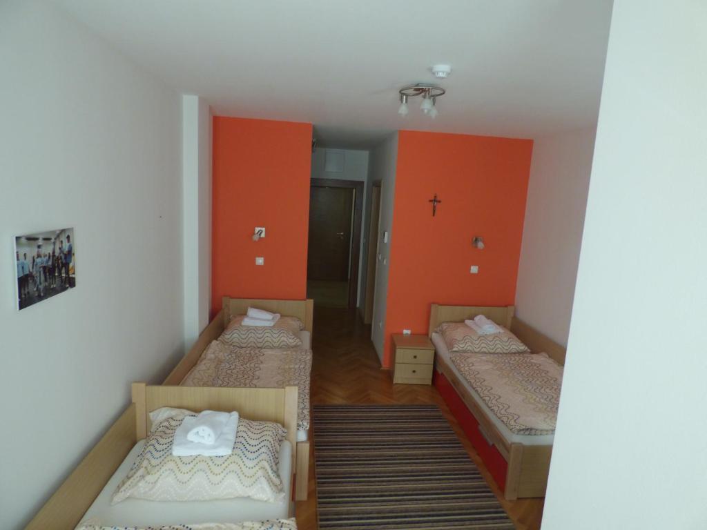 Rooms NCM Ivan Pavao II, Сараево, Босния и Герцеговина
