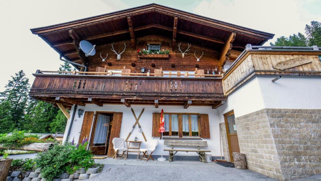 Hütte Thaler, Альпбах, Австрия