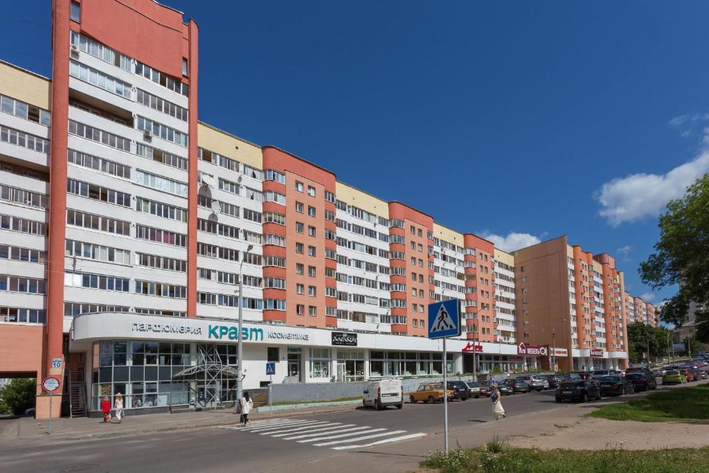 Апартаменты Танка 10, Минск, Беларусь