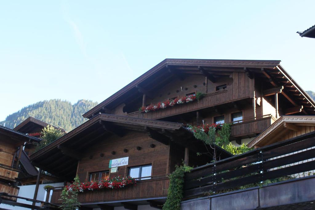 Gästehaus Wöll, Альпбах, Австрия