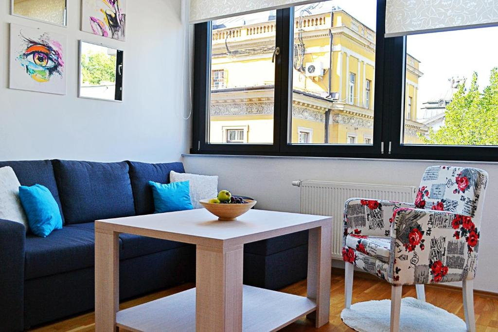 SarLux City Center Apartment, Сараево, Босния и Герцеговина