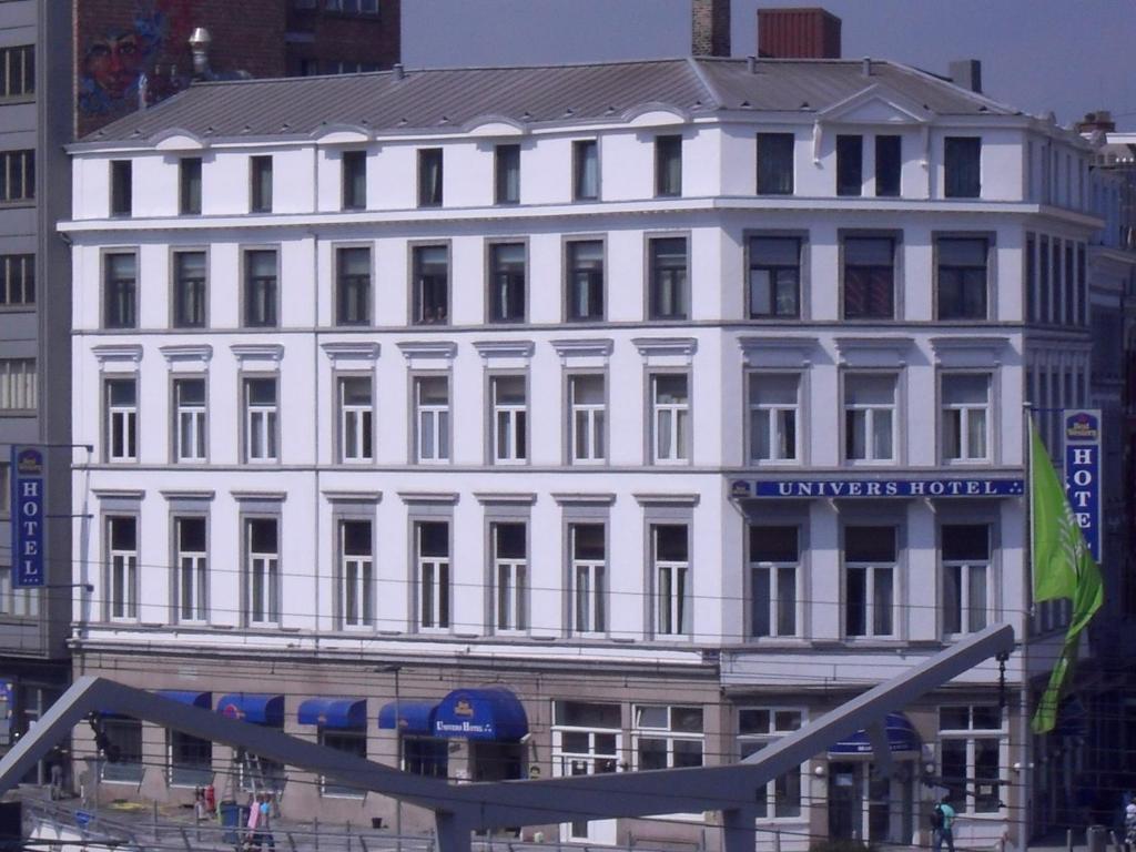 Univers Hotel & Restaurant, Льеж, Бельгия