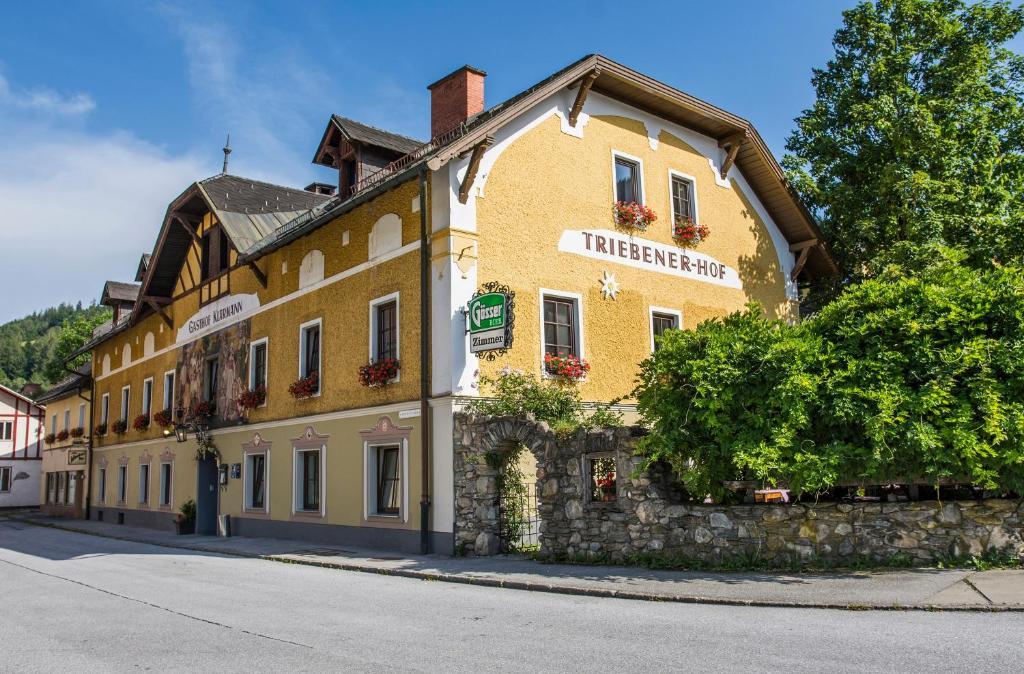 Triebenerhof, Адмонт, Австрия