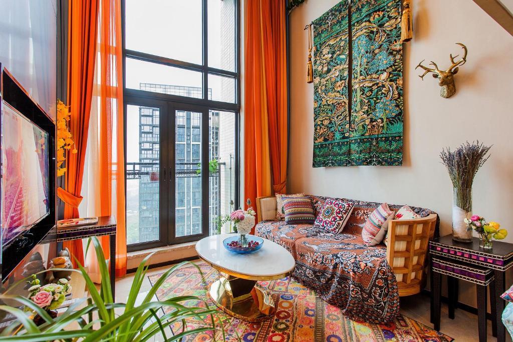 長隆地鐵旁Loft複式波西米亞風設計師的家的圖片搜尋結果