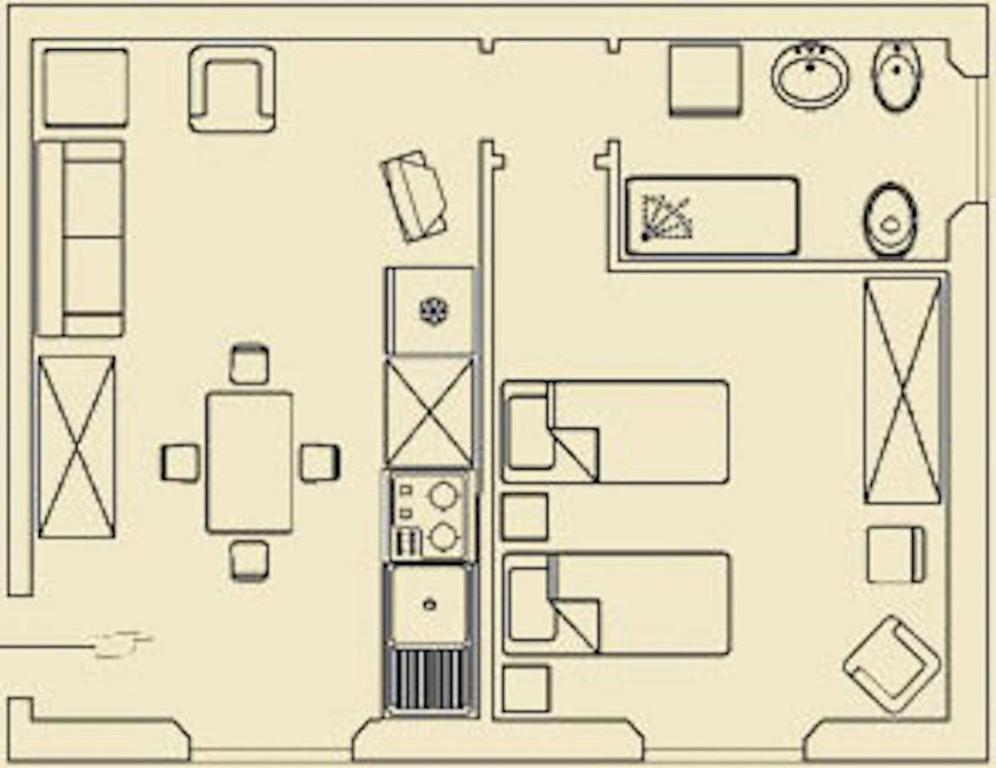 酒店客房配电箱电路图