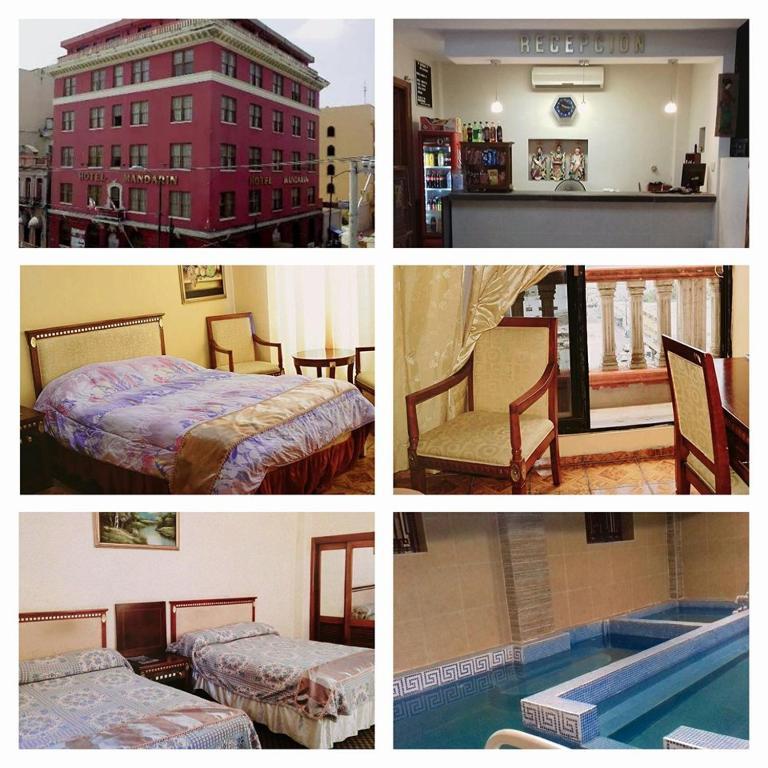 Отель Hotel Mandarin, Тампико