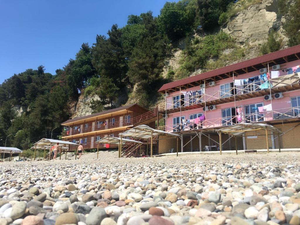 Отель Патрисия, Пицунда, Абхазия