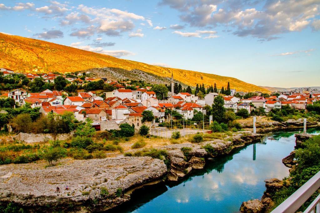 Magic river view Apartment, Мостар, Босния и Герцеговина