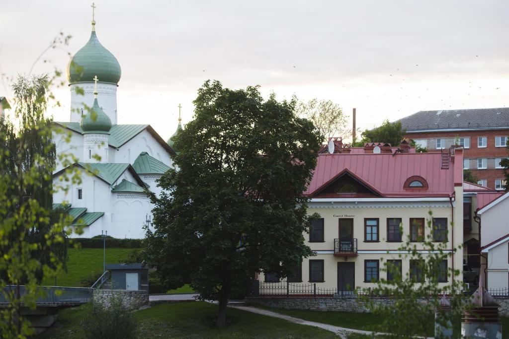 Гостевой дом На Верхне-Береговой, Псков