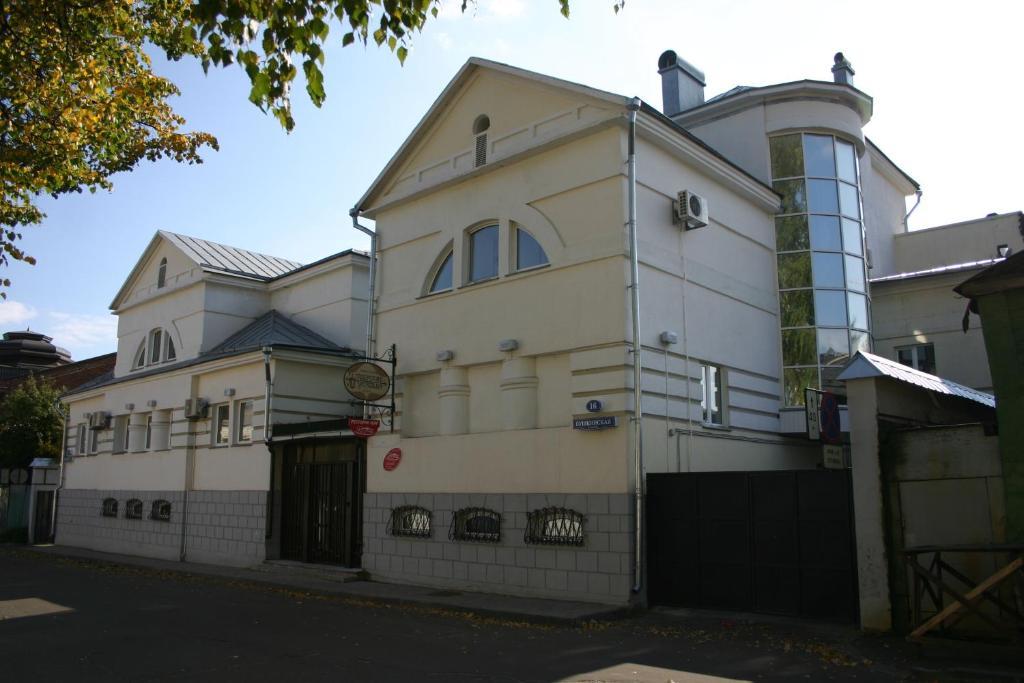 Отель Тверская Усадьба, Тверь