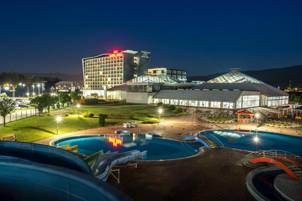 Hotel Hills Sarajevo Congress & Thermal spa resort, Сараево, Босния и Герцеговина