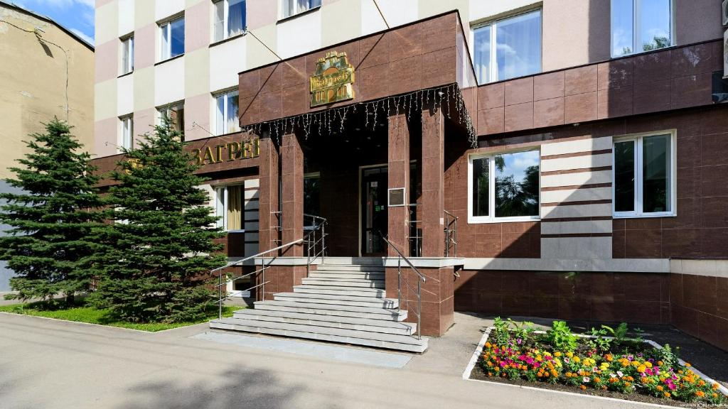 Отель Загреб на Астраханской, Саратов