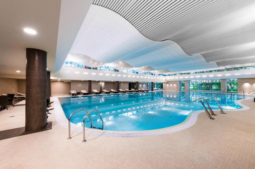 Отель Parklane Resort and SPA, Санкт-Петербург