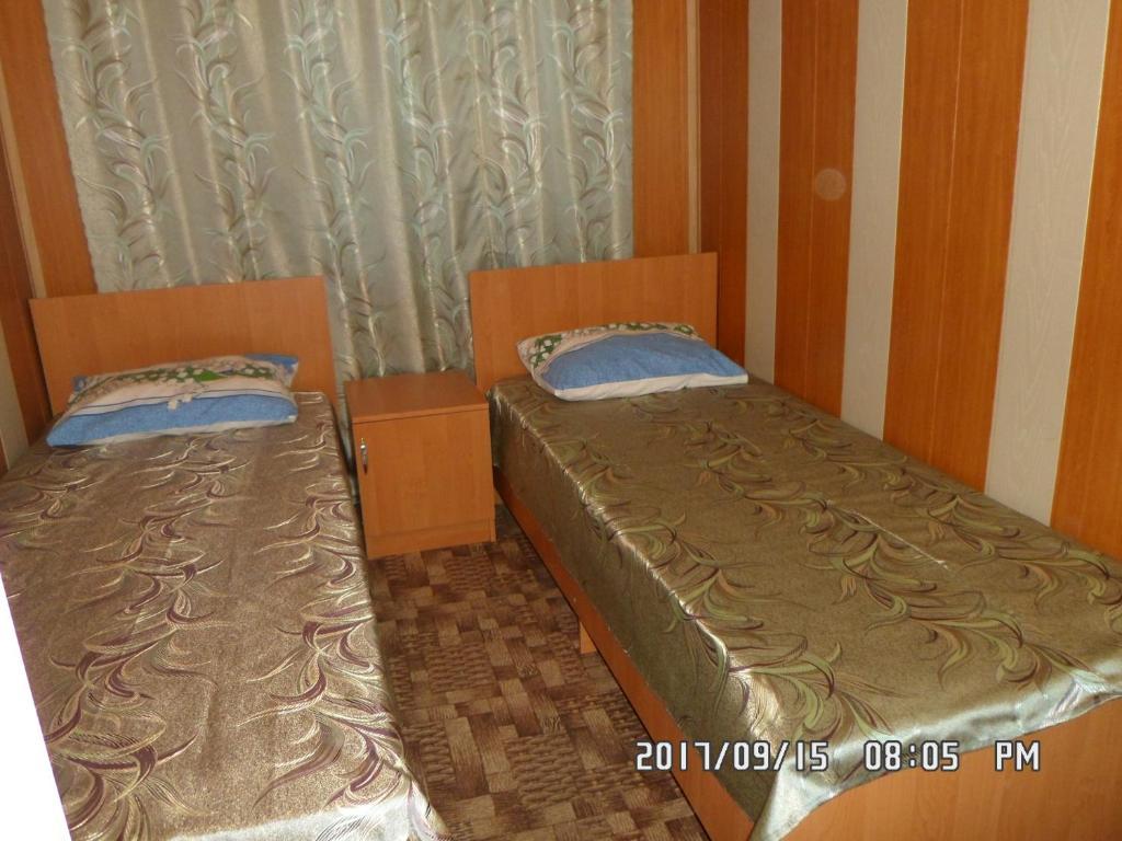 Отель Дикий пляж