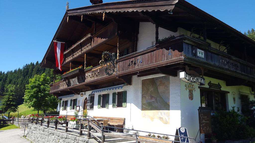 Gasthof Hotel Fuchswirt, Альпбах, Австрия