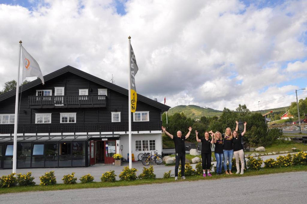 Geilo Vandrerhjem, Гейло, Норвегия
