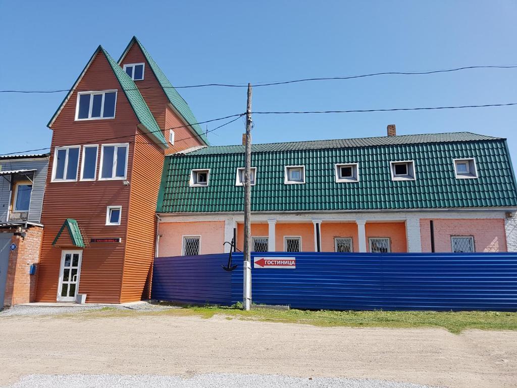 Отель Причал, Кемерово